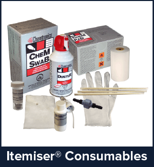 Itemiser 4DX Consumables