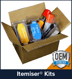 Itemiser 4DX Supply Kits