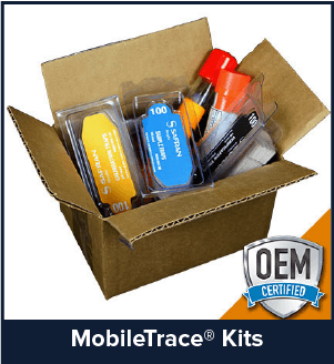 Mobile Trace Supply Kits