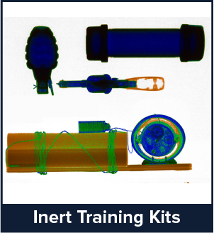 X-ray test training kits